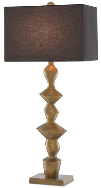 Currey and Company Reginald Table Lamp 6000-0531