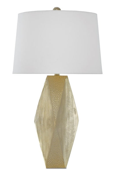 Currey and Company Zabrine Gold Table Lamp 6000-0532