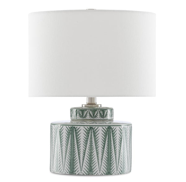 Currey and Company Purslane Table Lamp 6000-0553