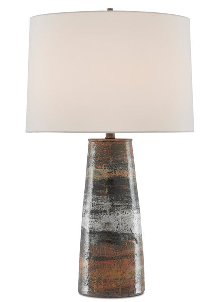 Currey and Company Zodoc Table Lamp 6000-0571