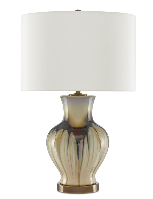 Currey and Company Muscadine Table Lamp 6000-0580