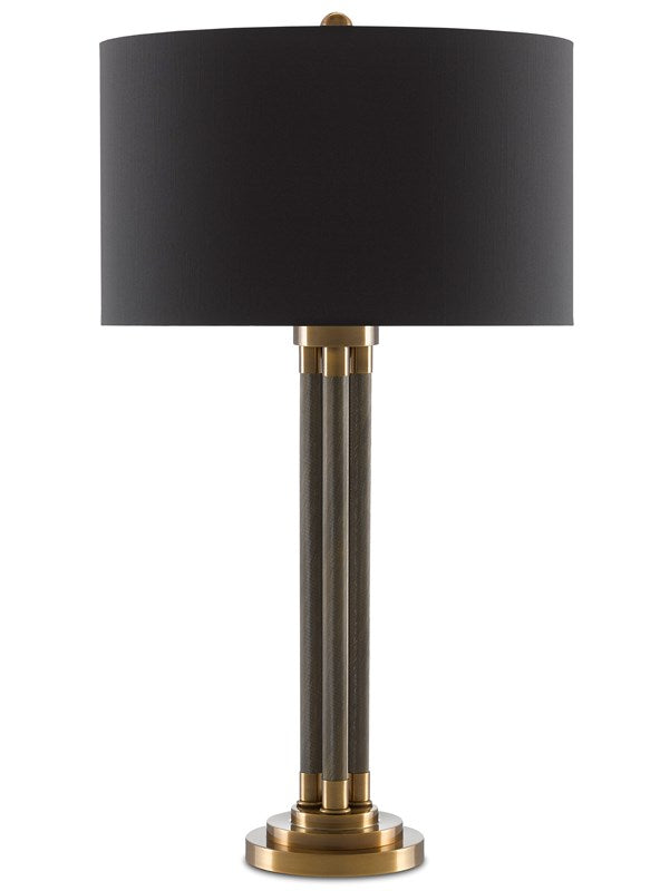 Currey and Company Pilum Table Lamp 6000-0596