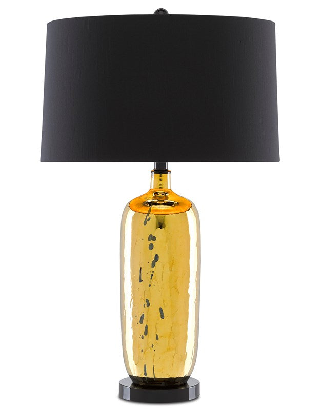 Currey and Company Bullion Table Lamp 6000-0599