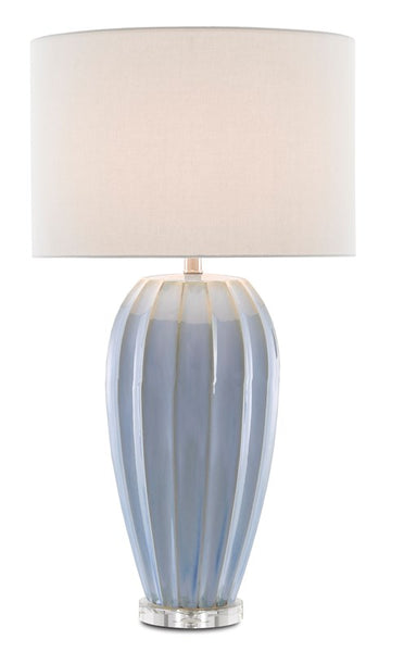 Currey and Company Bluestar Table Lamp 6000-0616