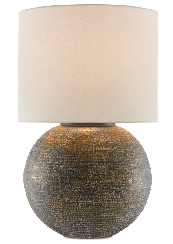 Currey and Company Brigands Table Lamp 6000-0633