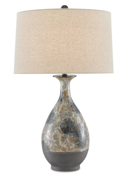Currey and Company Frangipani Table Lamp 6000-0658