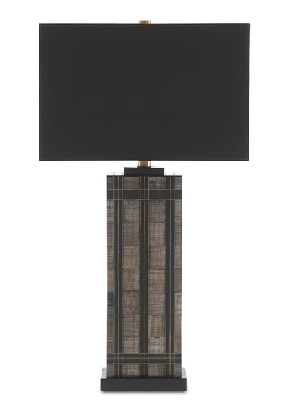 Currey and Company Gregor Table Lamp 6000-0666