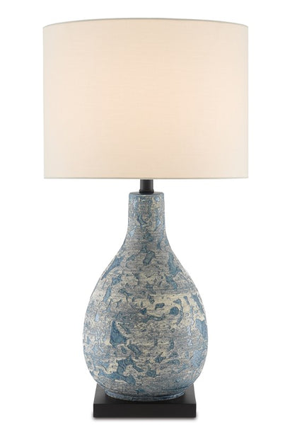 Currey and Company Ostracon Table Lamp 6000-0674