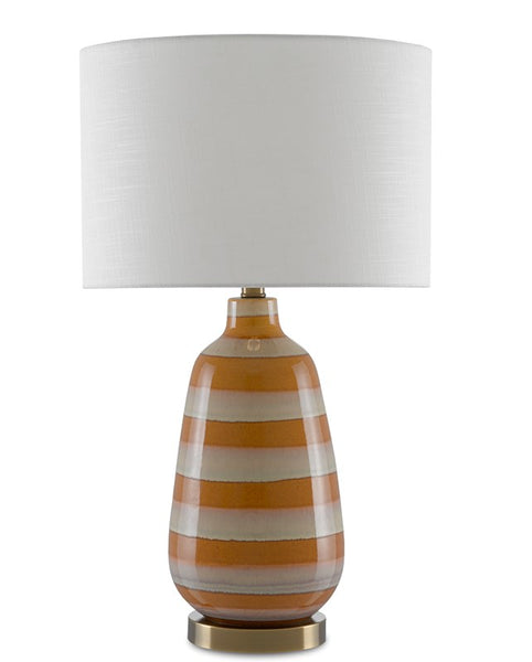 Currey and Company August Table Lamp 6000-0677