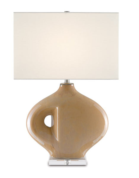 Currey and Company Akimbo Table Lamp 6000-0678