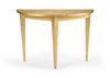 Chelsea House Swedish Console - Gold 384428