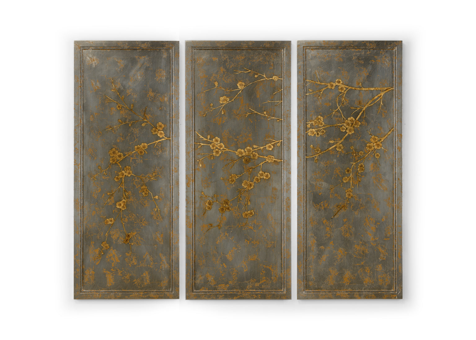 Chelsea House Cherry Blossom Panels (Set of 3) 384754