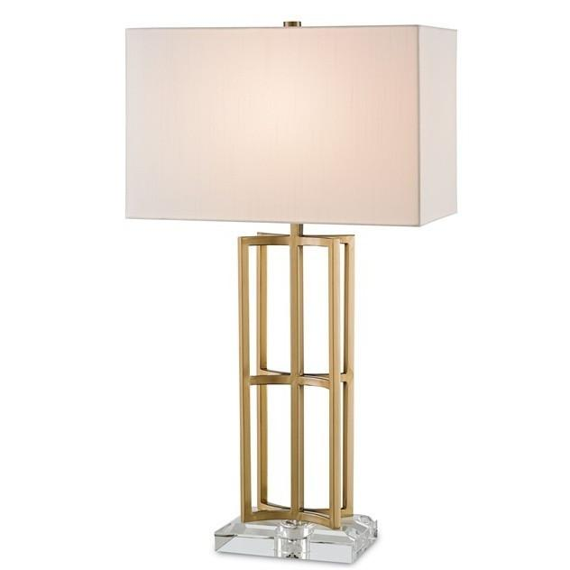 Currey and Company Devonside Table Lamp 6801 - LOVECUP