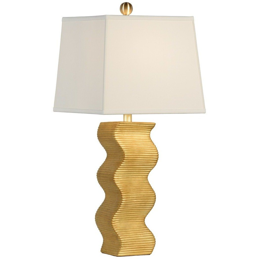Chelsea House Davis Gold Table Lamp 68948 - LOVECUP