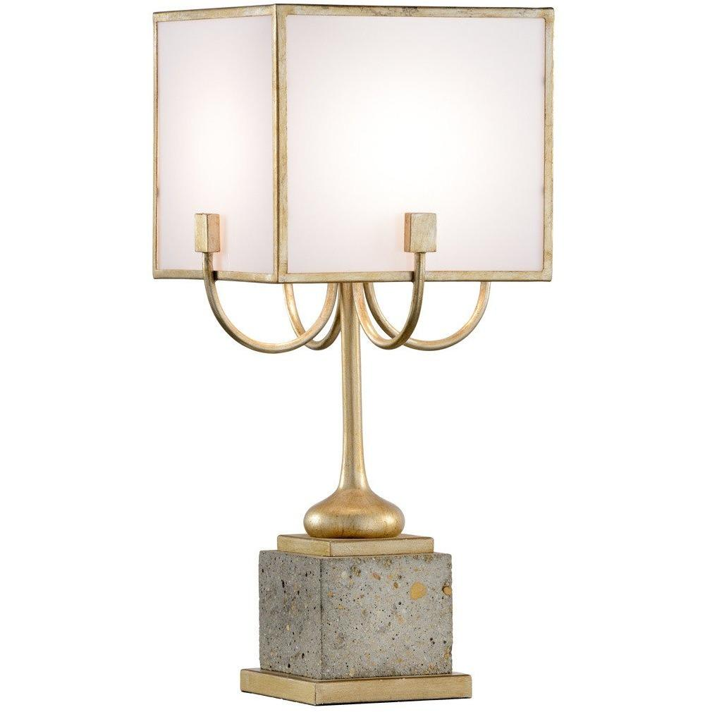 Chelsea House Devonshire Gold Table Lamp 69018 - LOVECUP