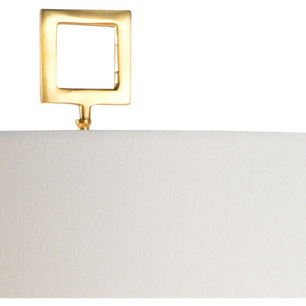 Chelsea House Morrow Lamp White 69042 - LOVECUP - 2