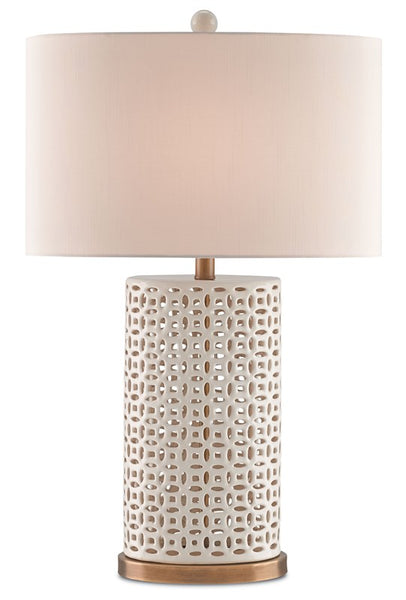 Currey and Company Bellemeade Table Lamp 6925