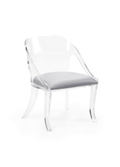 Chelsea House Acrylic Williams Chair 383665