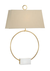 Chelsea House Ring Table Lamp 69162