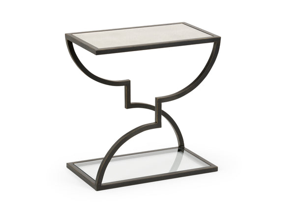 Chelsea House Austin Side Table - Bronze 383729