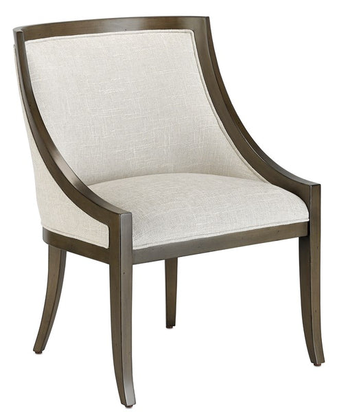 Currey and Company Kirk Steam Chair 7000-1092