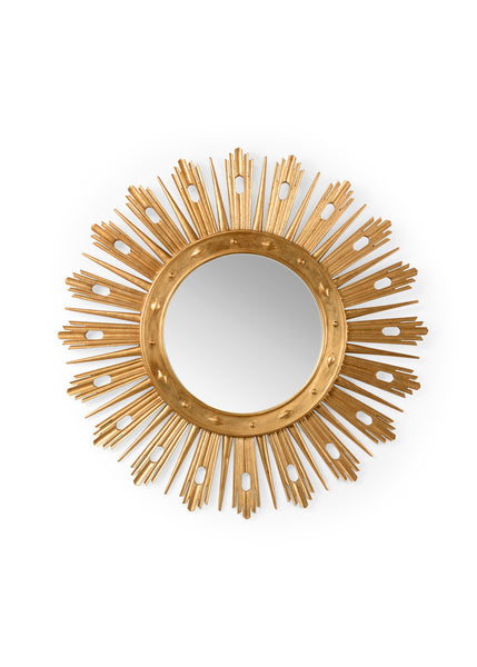 Chelsea House Wasden Mirror - Gold 384504