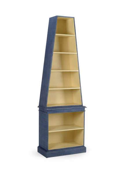 Chelsea House Regency Bookcase - Blue 384211