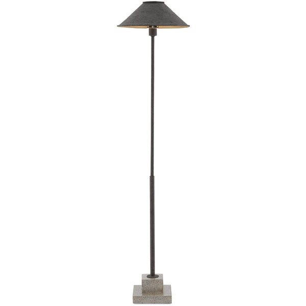 Currey and Company Fudo Floor Lamp 8000-0016