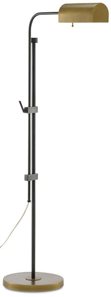 Currey and Company Hearst Floor Lamp 8000-0021