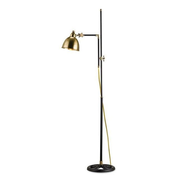 Currey and Company Drayton Floor Lamp 8051