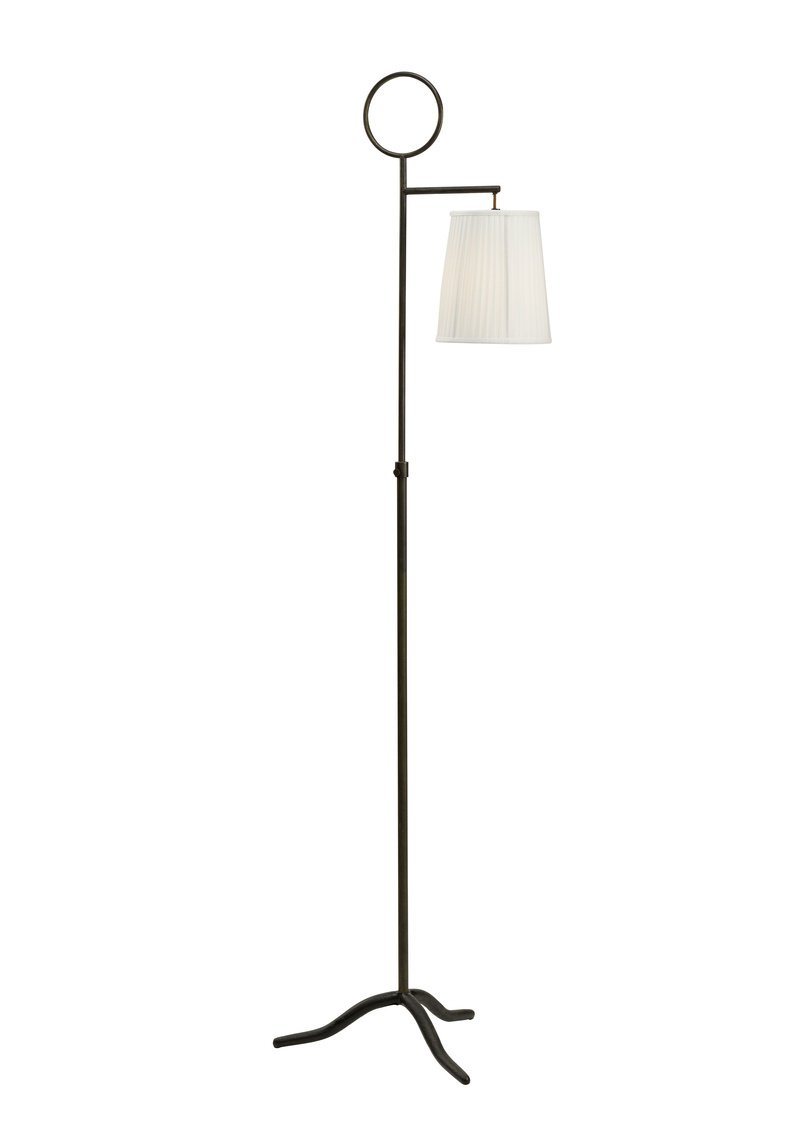 Chelsea House Charlotte Floor Lamp - Bronze 69304 - LOVECUP