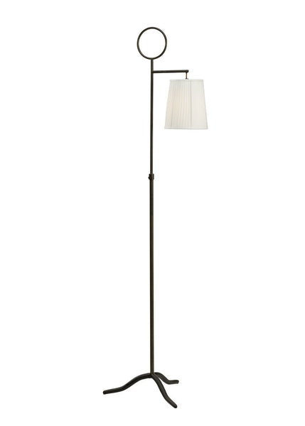 Chelsea House Charlotte Floor Lamp - Bronze 69304