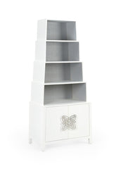 Chelsea House Houston Cabinet - Gray 384431