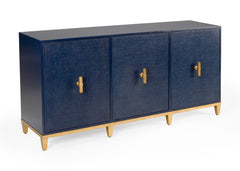 Chelsea House Avery Console - Navy 384740