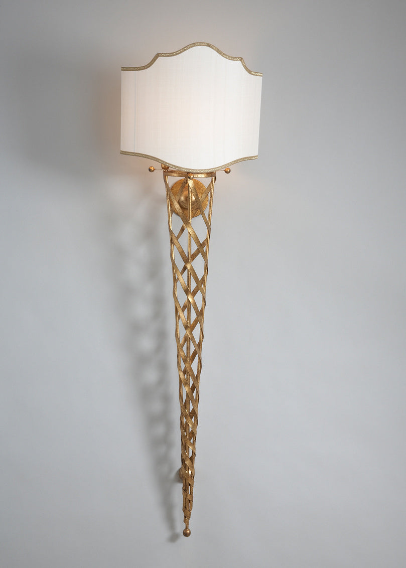 Chelsea House San Piero Tall Sconce 68045
