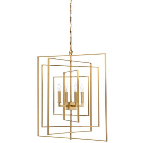 Chelsea House Cube Chandelier 68689 - LOVECUP
