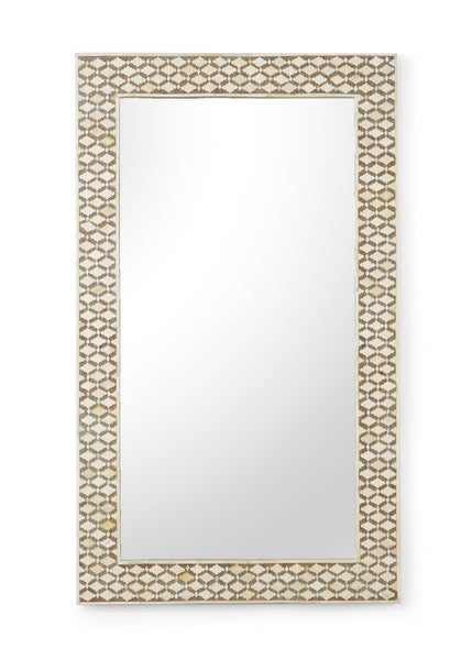 Chelsea House Elgon Mirror - Brown 383011
