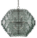 Currey and Company Braithwell Chandelier 9000-0009 - LOVECUP