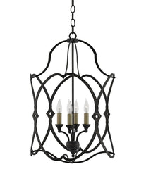 Currey and Company Charisma Lantern 9000-0024 - LOVECUP