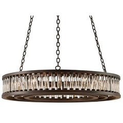 Currey and Company Elixir Round Chandelier 9000-0045 - LOVECUP
