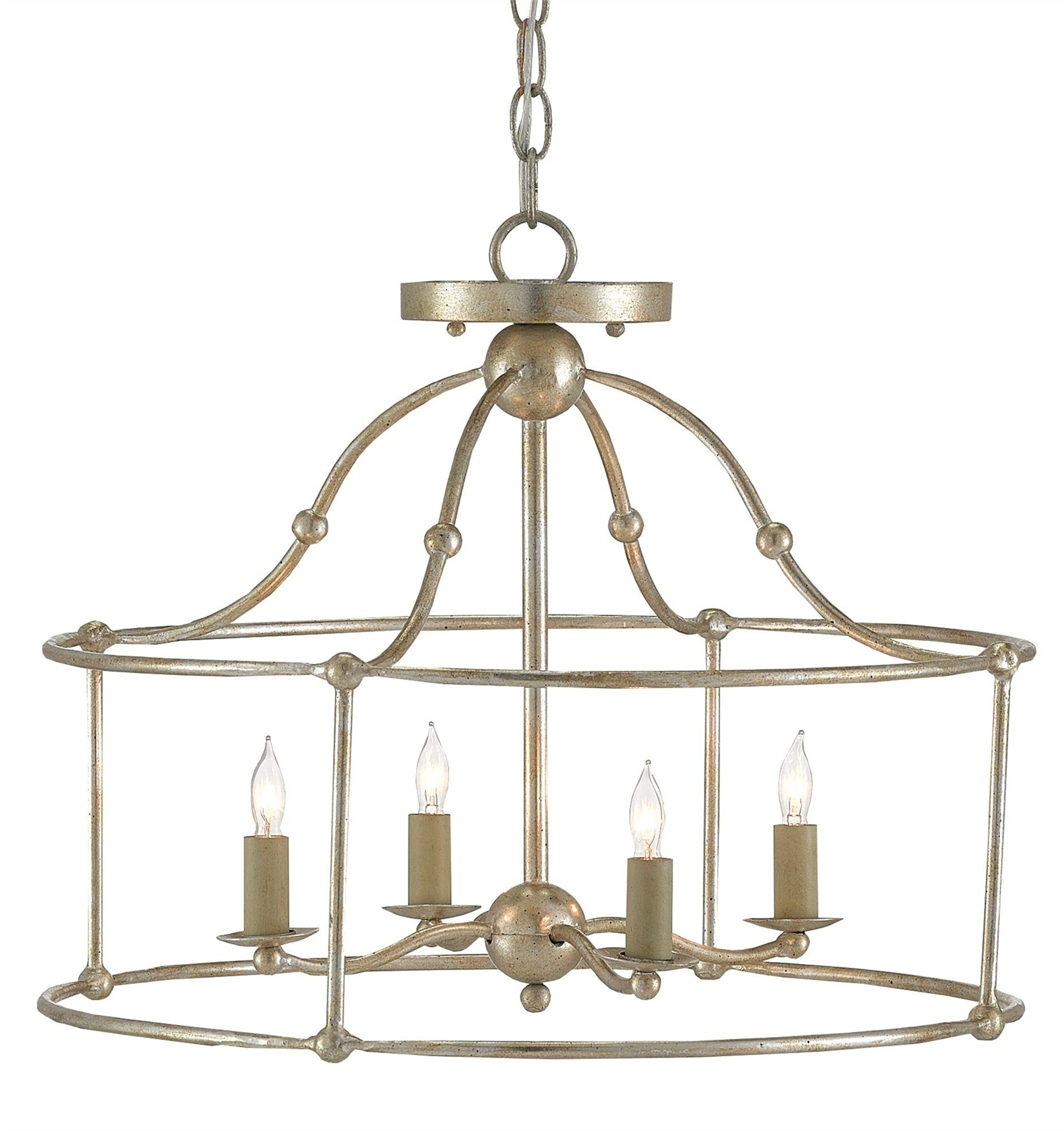 Currey and Company Fitzjames Pendant or Semi-Flush 9000-0052 - LOVECUP
