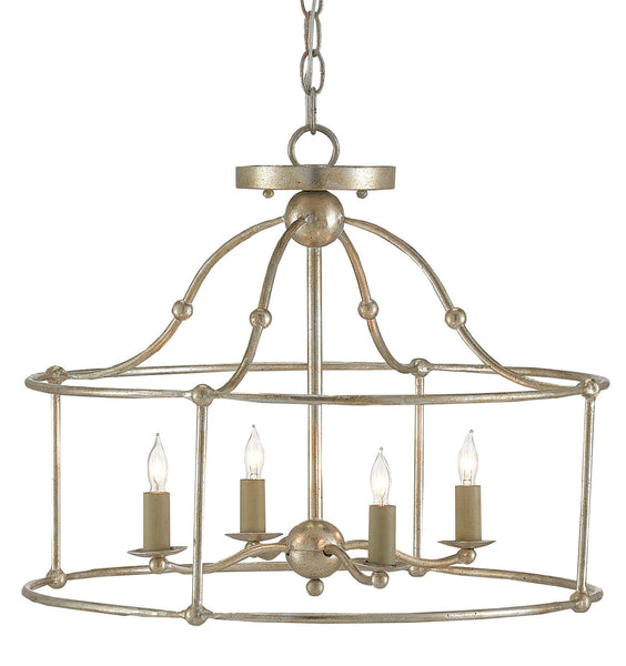 Currey and Company Fitzjames Pendant or Semi-Flush 9000-0052