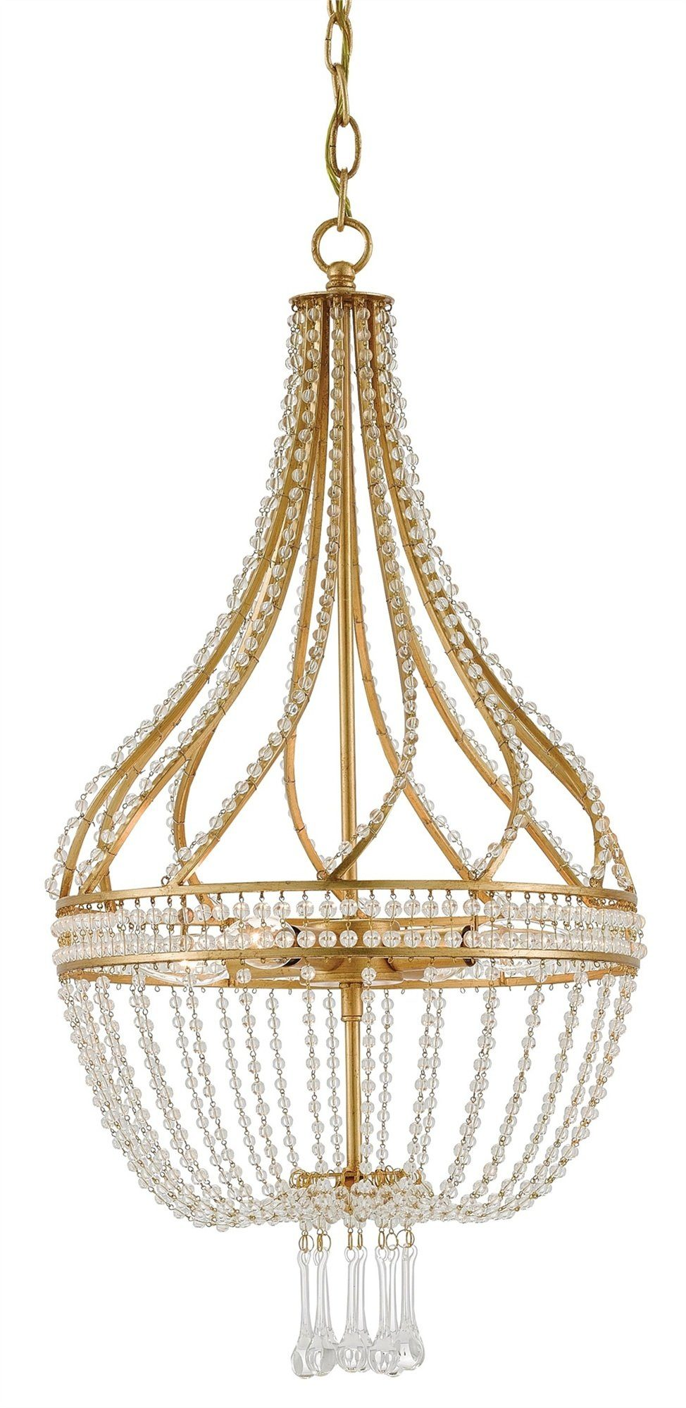 Currey and Company Inganue Chandelier 9000-0061 - LOVECUP