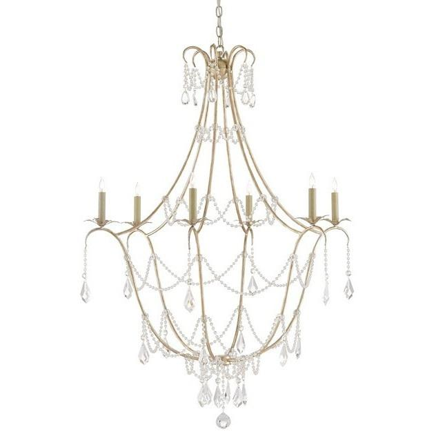 Currey and Company Elizabeth Chandelier 9000-0067 - LOVECUP