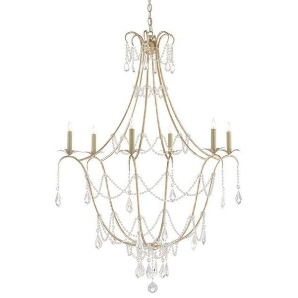 Currey and Company Elizabeth Chandelier 9000-0067