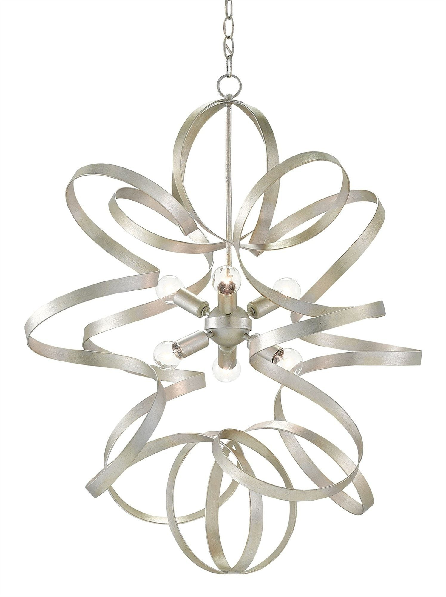 Currey and Company Lasso Chandelier 9000-0109 - LOVECUP