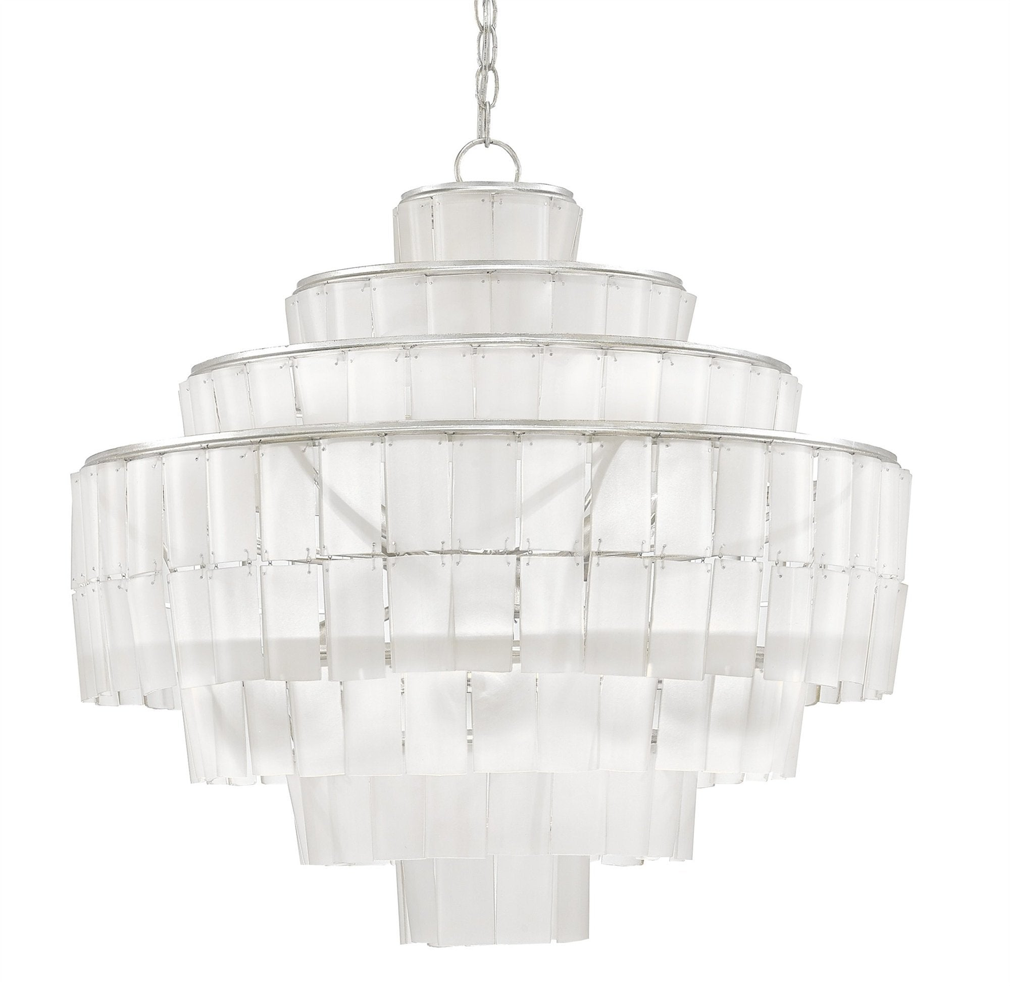 Currey and  Company Sommelier Blanc Chandelier 9000-0160 - LOVECUP