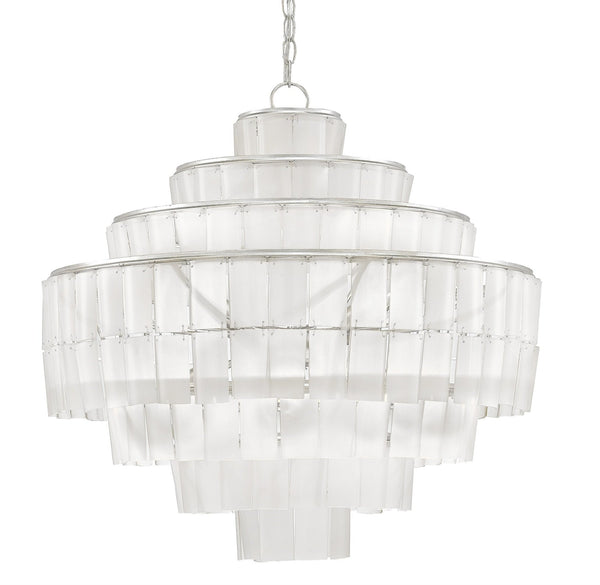 Currey and  Company Sommelier Blanc Chandelier 9000-0160