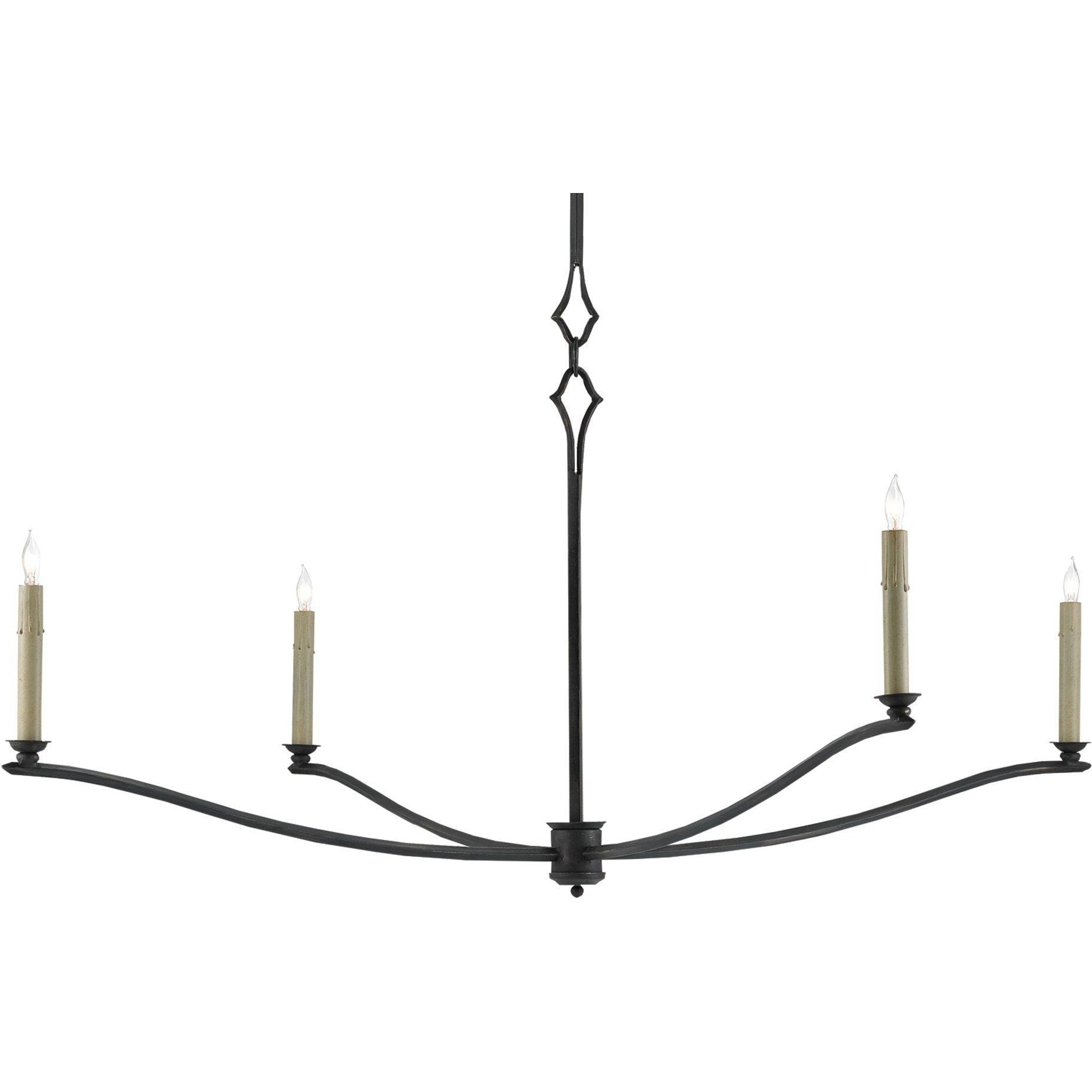 Currey and Company Knole Chandelier 9000-0176 - LOVECUP