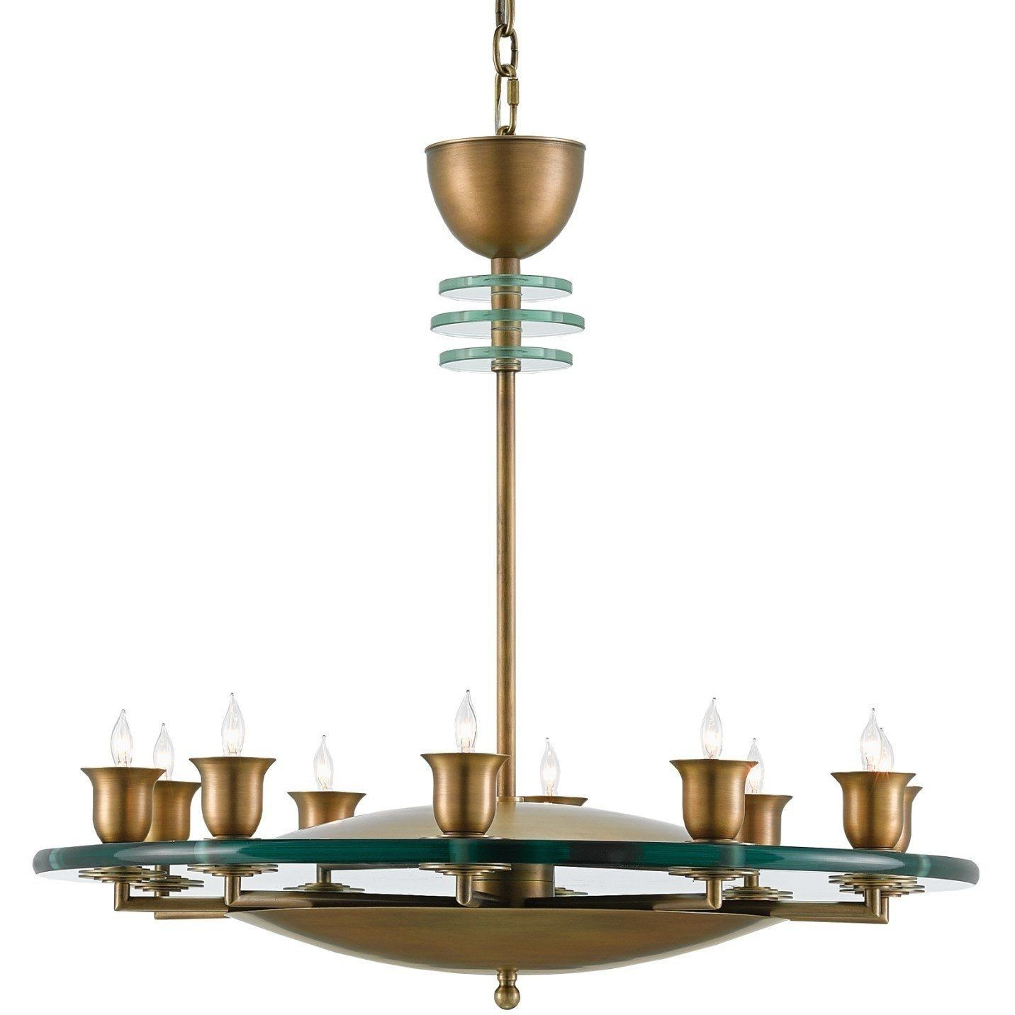 Currey and Company Bainbridge Chandelier 9000-0180 - LOVECUP
